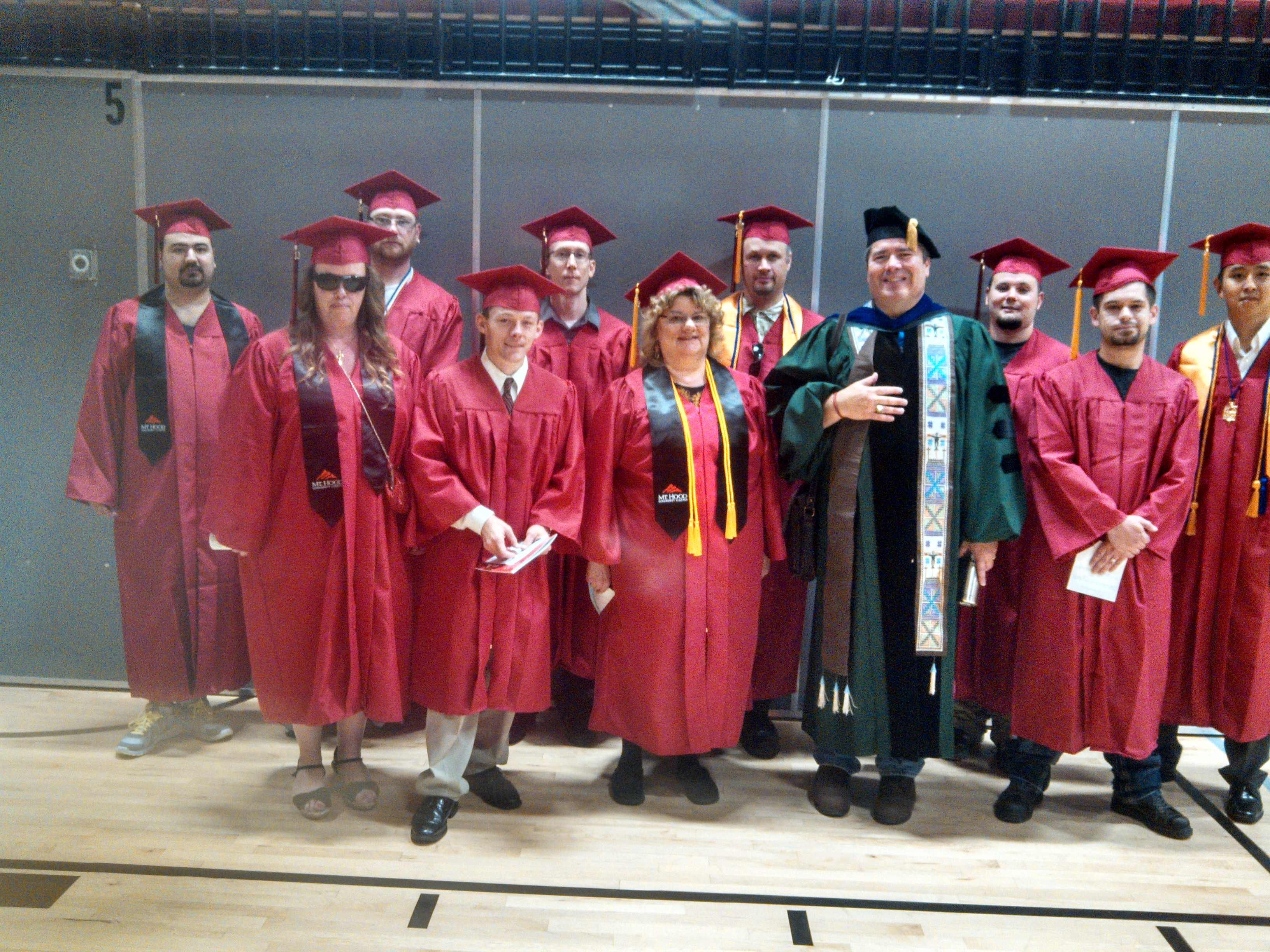 MHCC 2013 Graduates in CIS and Game Development