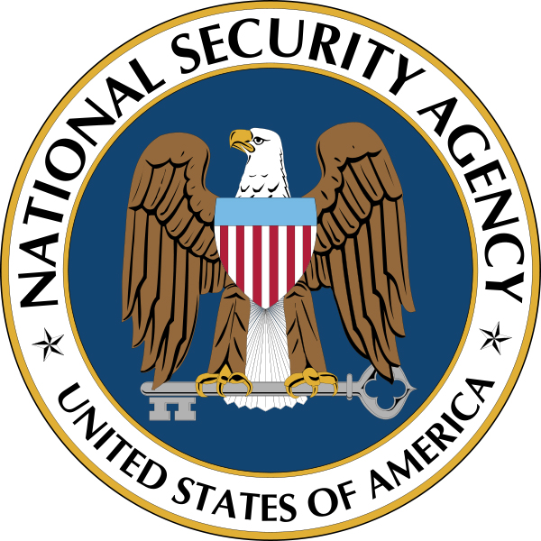Logo for the National Security Administration